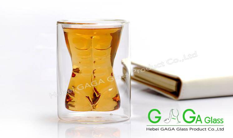 glass cups mugs for tea drinking coffee