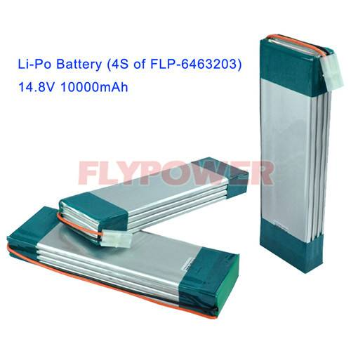 Lithium Battery 14.8V 10000mAh Battery Pack