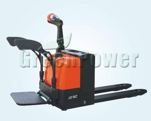 China Electric Pallet Trucks