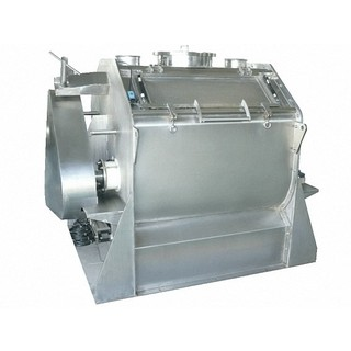 WZL series automatic stainless steel double shafts paddle mixer,Non Gravity Blender Paddle Mixer