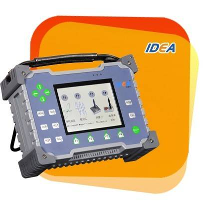 eddy current flaw detector IDEA-2D