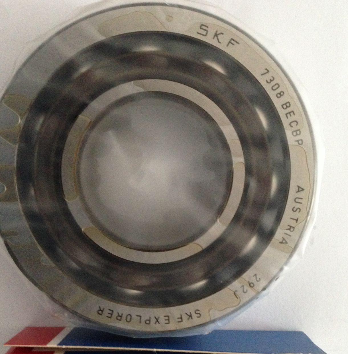 Angular contact ball bearings 7308BECBP