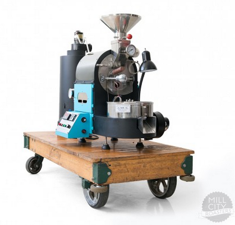 1kg Coffee Roasting Machine/1kg Commercial Coffee Roaster