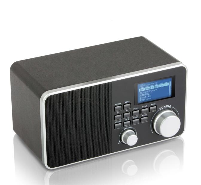 BC-800 DAB+/FM Radio with 10W Speakers for European market