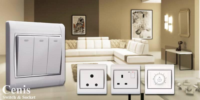 High Quality Wall Switch plug socket king series