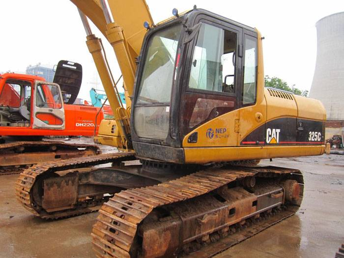 Sell used CAT excavator 325B,325C