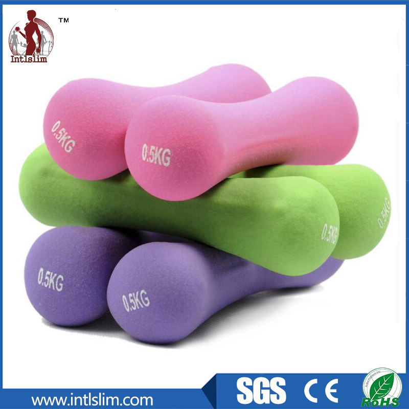 Women Bone Neoprene Dumbbell