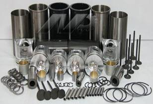 ENGINE PARTS KOMATSU  4D95 6D95 6D102 6D105