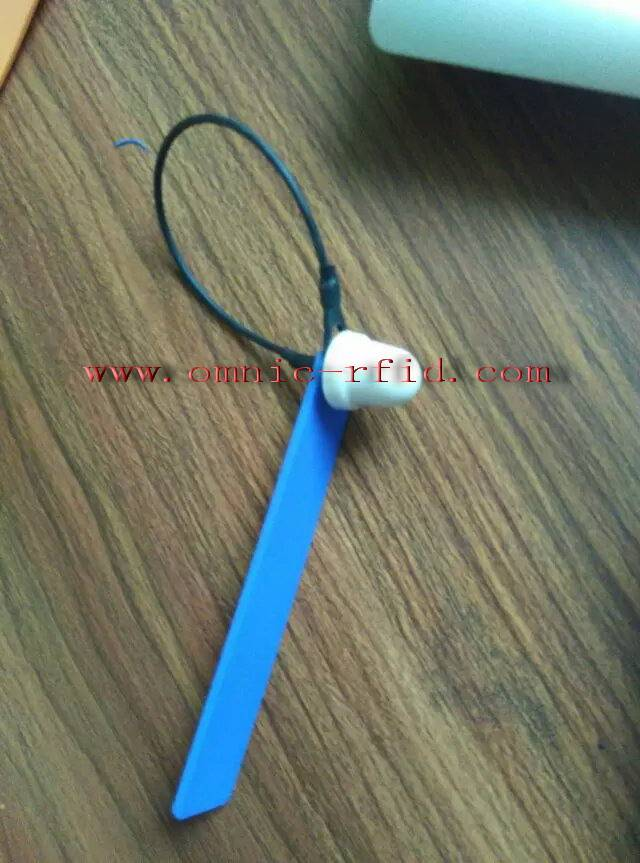 UHF silicone laundry tag