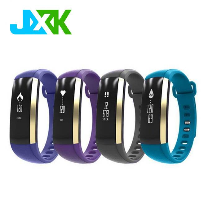 Wholesale Price Heart rate monitor watch blood presure oxygen Bluetooth Bracelet m2 IP67 Waterproof