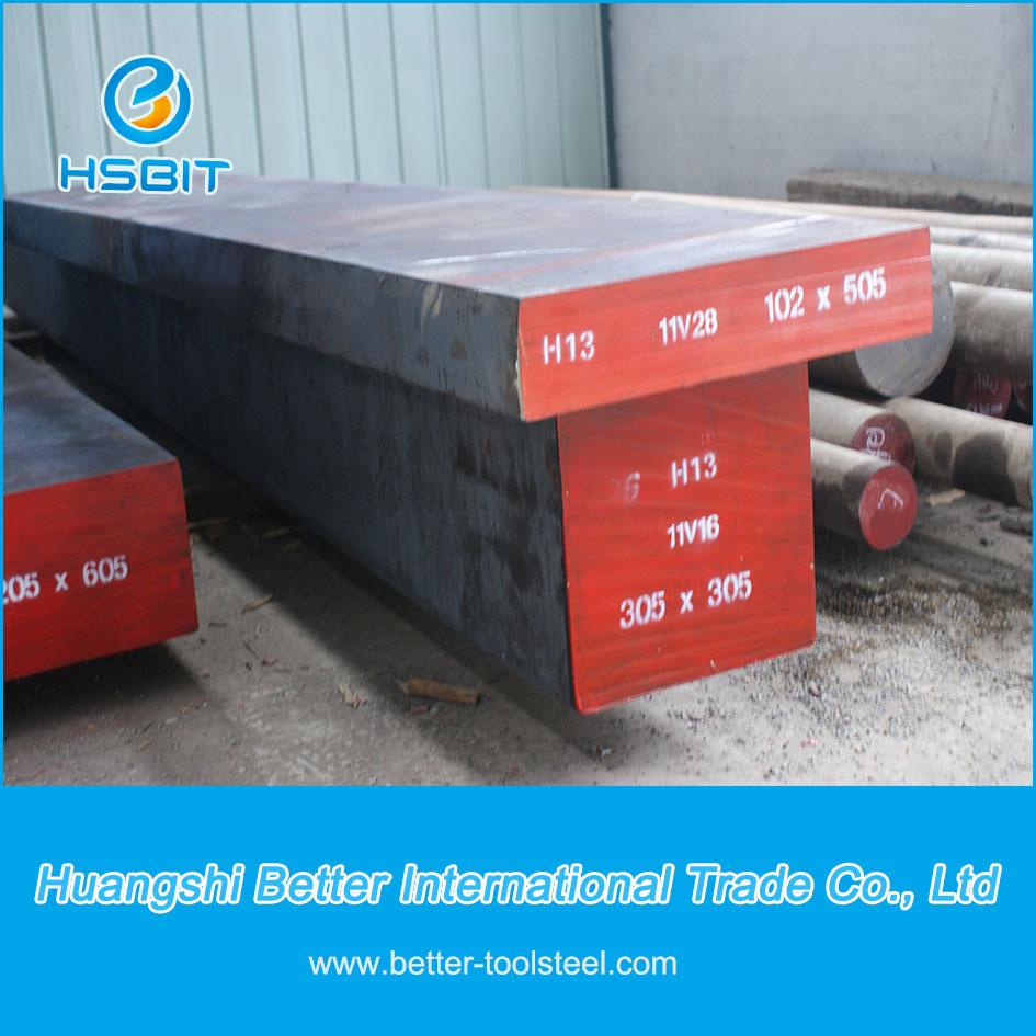 H13 Tool Steel, Alloy Steel H13/1.2344/SKD61 Special Steel