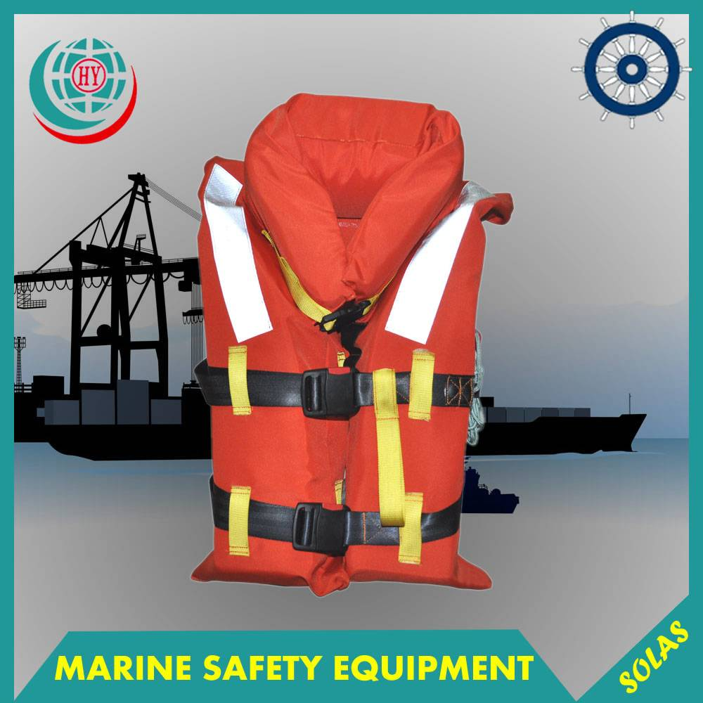 Solas Approved New Type Marine Life Jacket Type 1