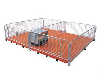 pig nursery crate/stall