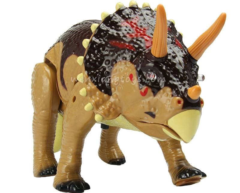 plastic electric Jurassic Park dinosaur toy