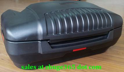 Durable 200Liter Rotomolded Black 250cc ATV Cargo Box for Honda Suzuki
