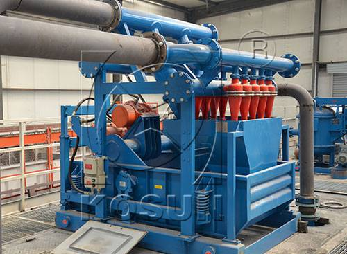 KOSUN Oilfield drilling mud conditioner