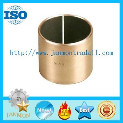 DU/DX bushing,DU Oilless Bushing,DU/DX teflon bronze harden steel bushing,Sleeve Du Bushing For Auto
