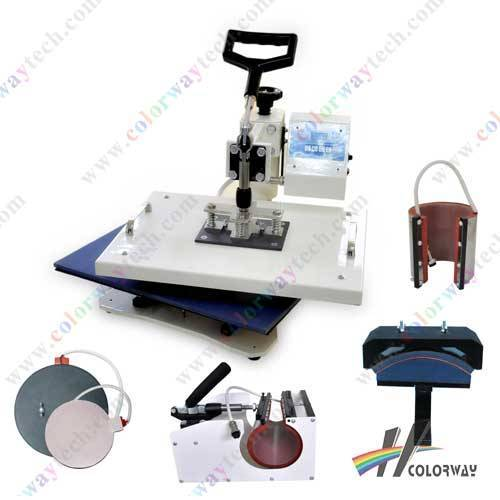 Heat Presses/ Multi Heat Transfer Machine