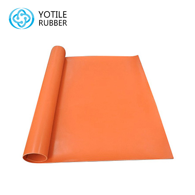 Laminated Silicone Rubber Cushions for FPC Pressing