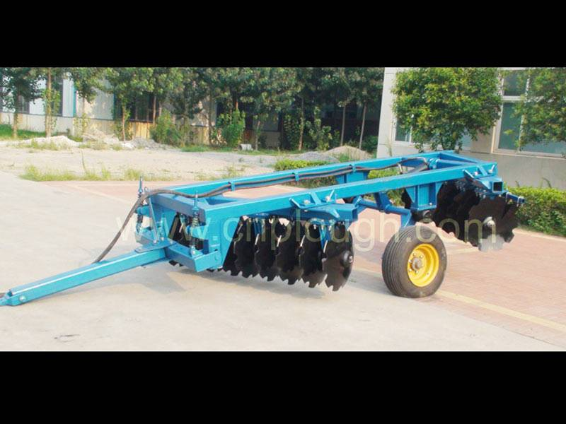 LCBB series of agriculture hydraulic offset heavy duty disc harrow with 20 blade