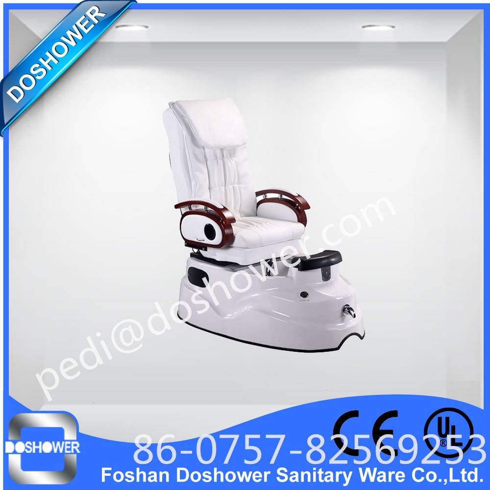 Doshower full body massage chair with nail salon furniture of pedicure spa chair