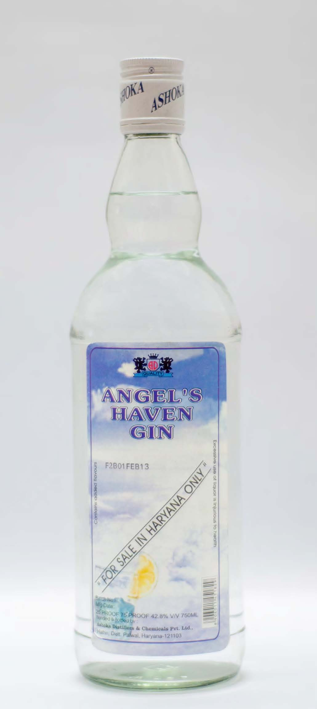 Angel's Haven Gin