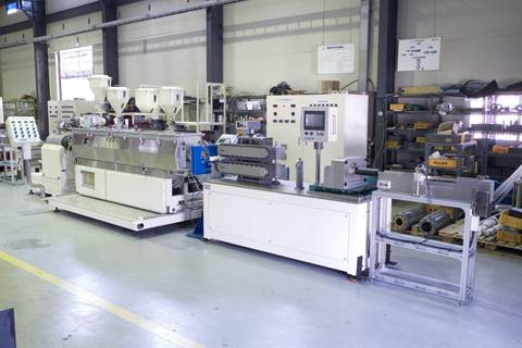5-Layers Extrusion Line