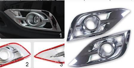 Honda 12year CRV foglight cover