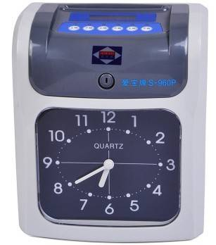 good  quality  Electronic  time card clock S-960P