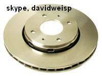 VOLVO Brake disc brake rotor