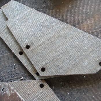 Hardfacing Antiwear Welding Plate