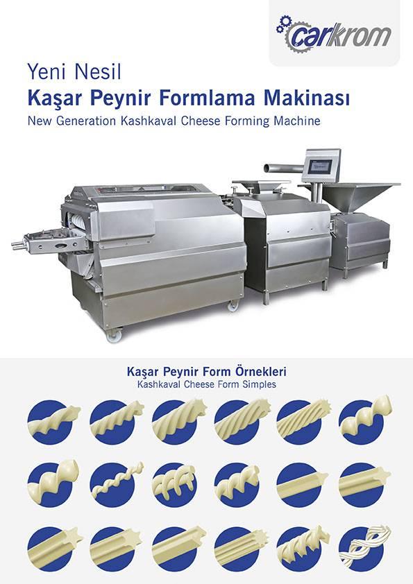 stylist cheese machine