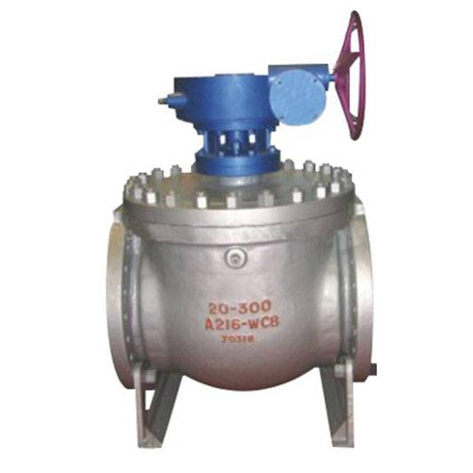Top Entry Type Ball Valve