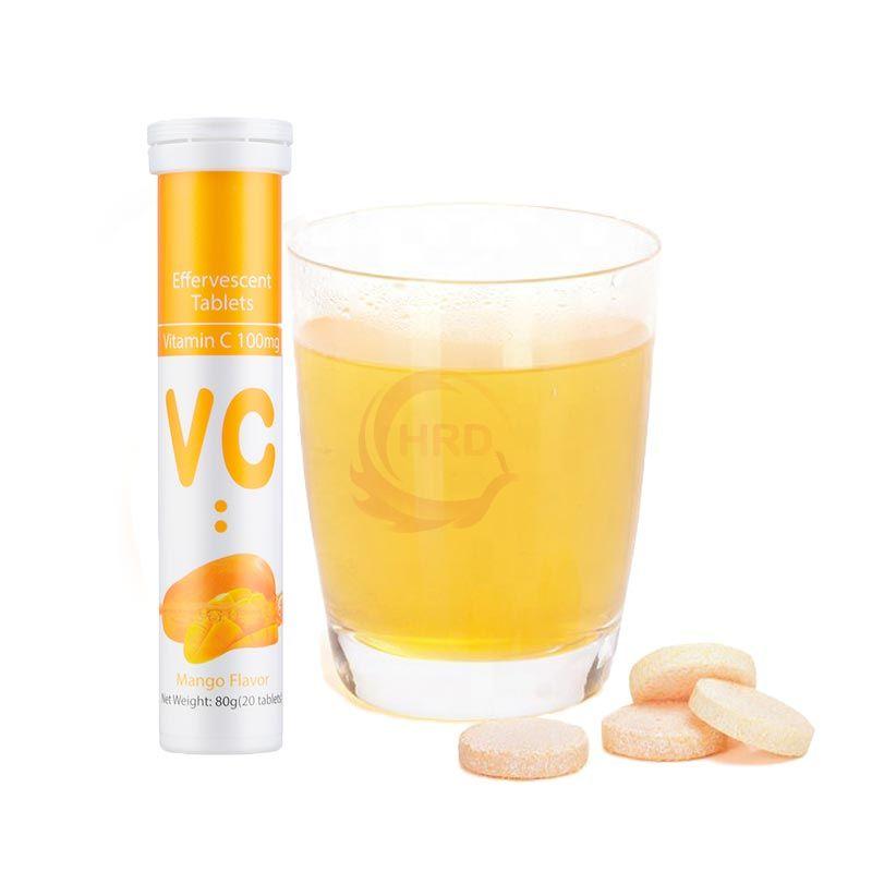 Super Vitamin C Effervescent Tablets
