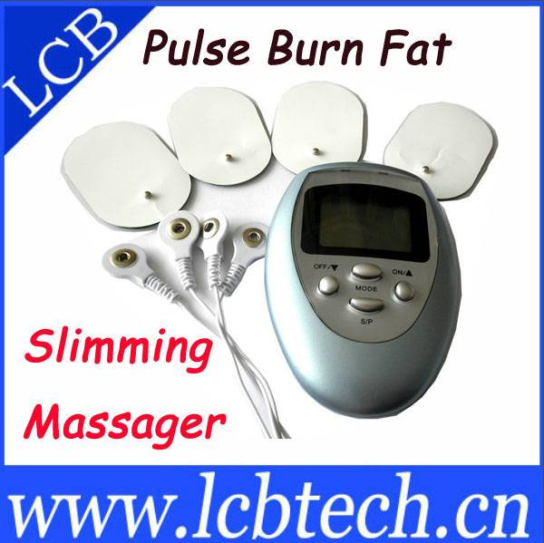 Slimming Massager Pulse Muscle Burn Fat pain Full Body