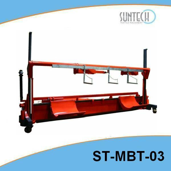 Motorized Warp Beam Lift Trolley with Harness Mounting Device(ST-MBT-03)