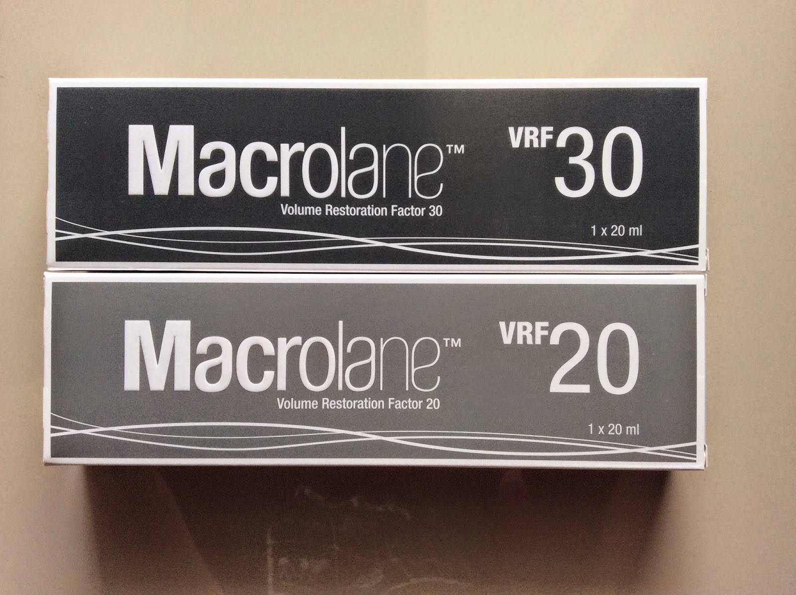 Macrolane VRF 20 , Macrolane VRF 30 , Hydrogel Injections, PMMA Injections