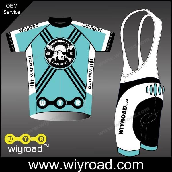 Accept sample order shirt bike/coolmax cycling lycra/cycling wear skeleton