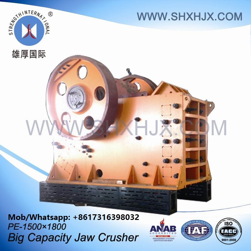 Best Price Large Capacity Machine Crushing Equipment