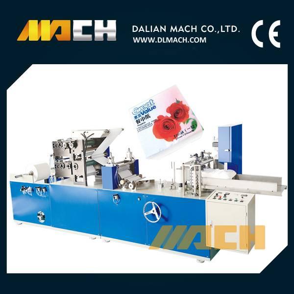 Automatic Napkin Paper Folding and Cutting Machine