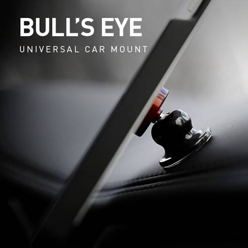Car Mount BULLS-EYE Universal Cell Phone  GPS Magnetic Car Cradle