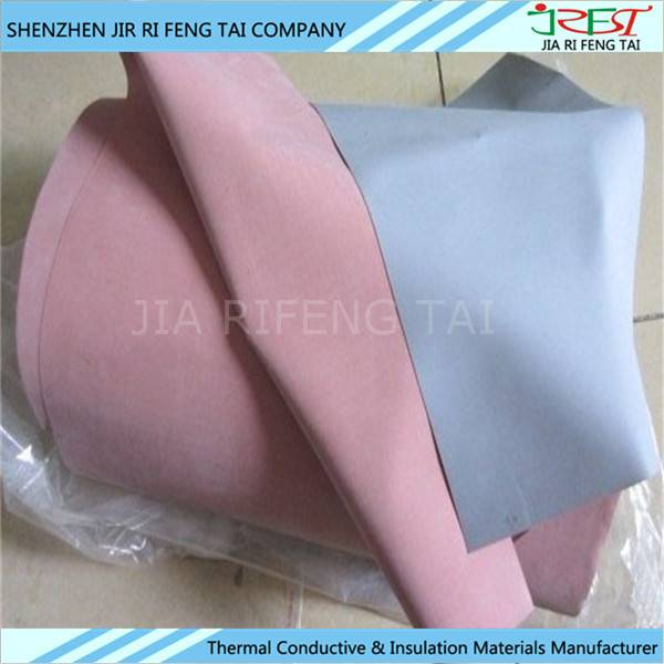 0.23mm Thickness Pink Silicone Rubber Coated Fiberglass Fabrics