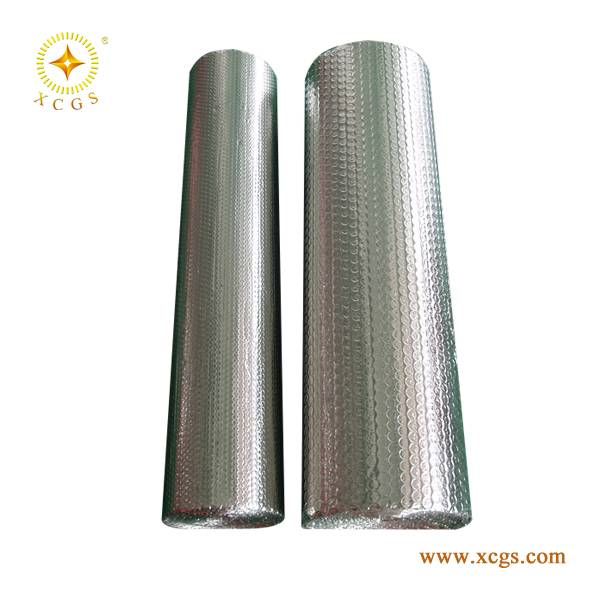 Bubble Aluminum Foil Construction Thermal Insulation Material