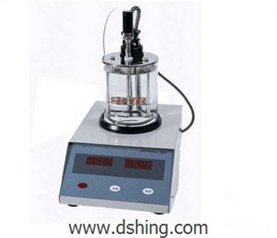 DSHD-2806E Asphalt Softening Point Tester
