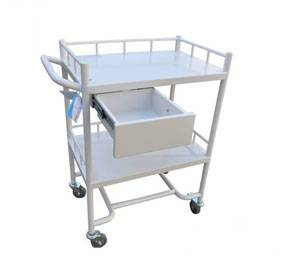 Hospital dressing metal hand trolley RCA-H0Z40