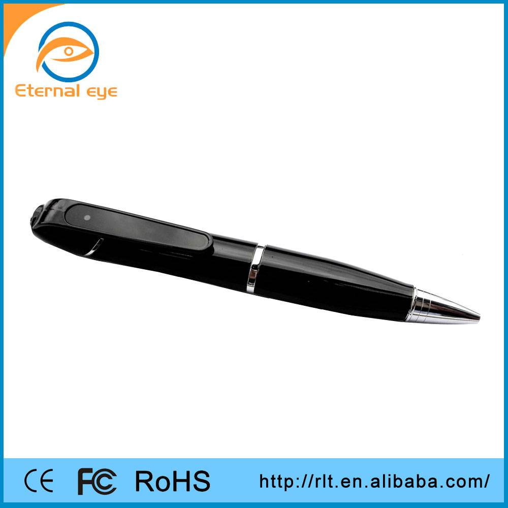 720p full hd pen camera, Wi-Fi pen IP camera,pen camera bluetooth, support Android and IOS