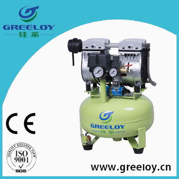 one 600w generator portable 200 cfm air compressor for home used