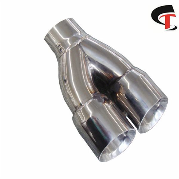 Y-Piece Exhaust Tip