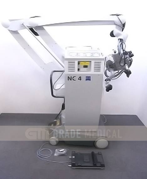 Carl Zeiss OPMI Neuro NC4 Surgical Microscope