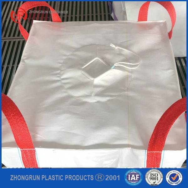 New PP Big FIBC Bulk Container Jumbo bag Woven Bag Super Sacks Packing For Charcoal Rice Sand